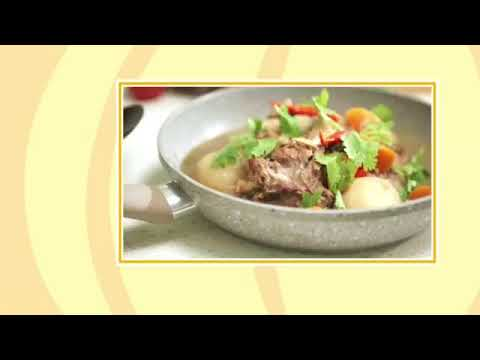 Zucca Marble Stone Pan Set Introduction Youtube