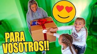 QUEREMOS HACER ALGO INCREÍBLE con VOSOTROS en PORTAVENTURA!!! ItarteVlogs