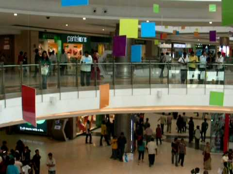 Mantri Square mall, Bangalore