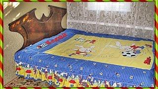 █ Двуспальная кровать своими руками. Часть1 Из ФАНЕРЫ. Как сделать ? Double bed(Двуспальная кровать своими руками. Часть1 Из ФАНЕРЫ. Как сделать ? Double bed. Просмотрев внимательно все части..., 2015-09-29T14:18:06.000Z)