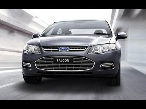 2018 Ford Falcon Youtube