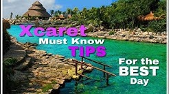 Xcaret Park - Must Know Tips for Best Day + DISCOUNTED Tickets Link