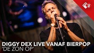Diggy Dex - 'De Zon Op' (Muziekcafé vanaf Bierpop) | NPO Radio 2