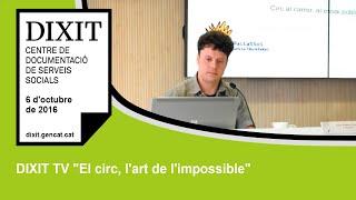 """Download Conferència """"El circ, l'art de l'impossible"""""""