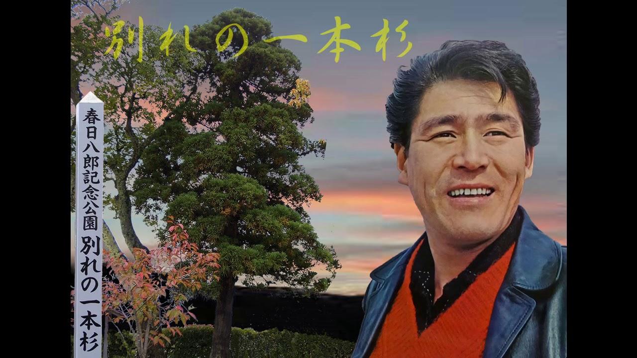 春日八郎/別れの一本杉