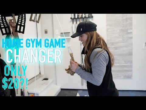 TAKE YOUR GARAGE GYM TO THE NEXT LEVEL WITH THESE NEW DIY PROJECTS!