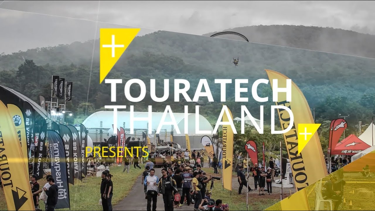 Touratech Travel Event Thailand