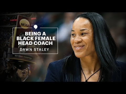Where Are All the Black Coaches? | Dawn Staley