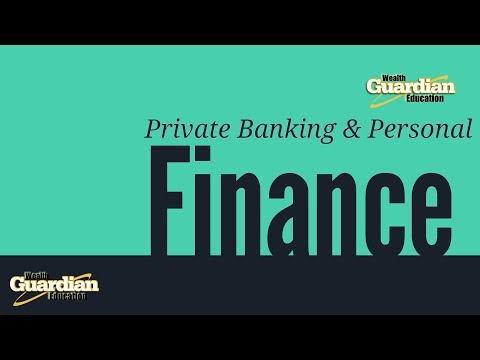 Private Banking & Personal Finance Intro Webinar