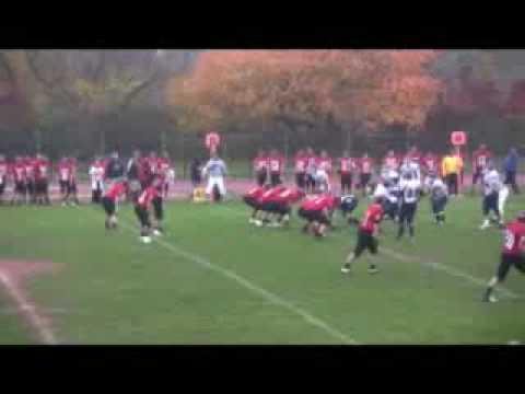 Plainedge football 2008 Highlights (offense)