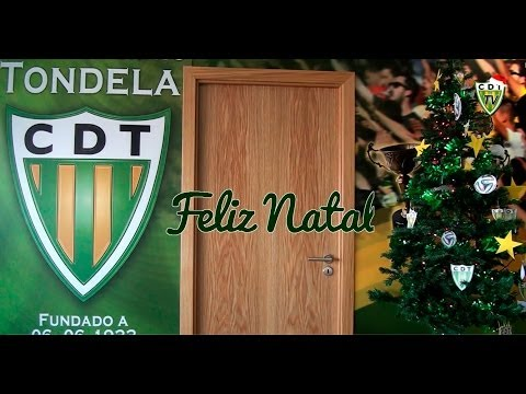 Mensagem de Natal - CD Tondela 2013