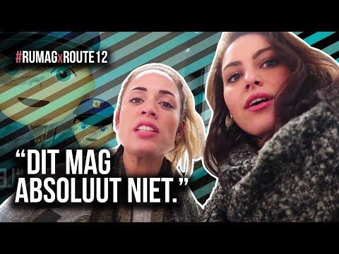 Stiekem alle stekkers uittrekken in de IKEA met Nienke Plas ★ ROUTE 12