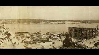 The Halifax Explosion - Nearer My God To Thee