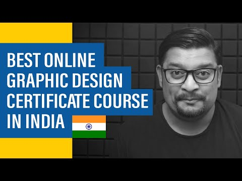 Best Online Graphic Design Courses With Certificates In India - Online Courses For Designers!