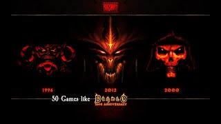 50 Games like Diablo (all platforms) AKA Diablo Clon