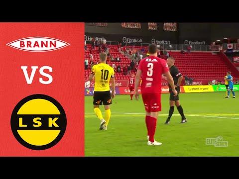 SK Brann 1-1 Lillestrøm SK