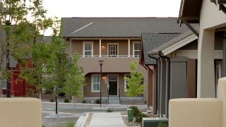 Apartments in Albuqueruqe, New Mexico – The Cottages of New Mexico (University of New Mexico)