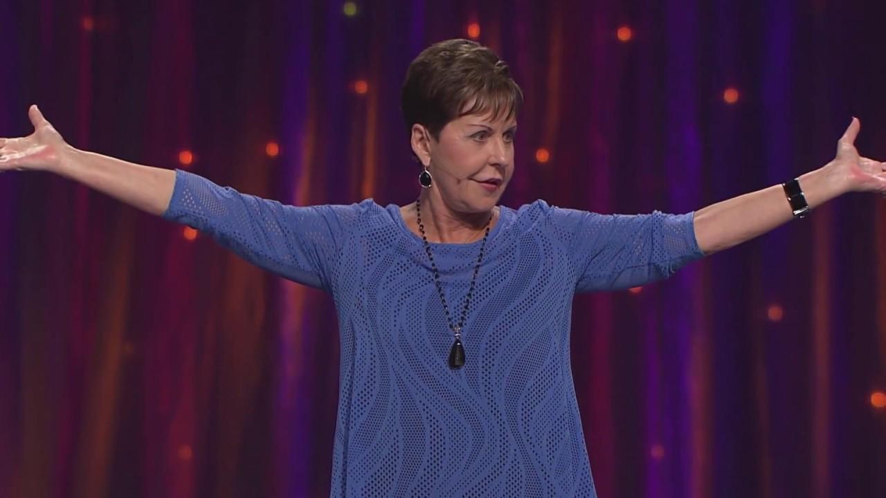 En büyük dönüşüm Bölüm 2 - Joyce Meyer
