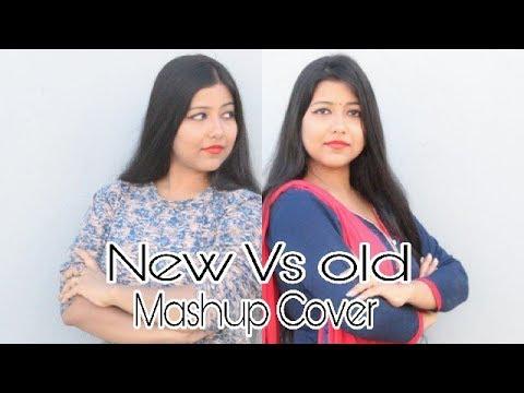 New Vs Old Bollywood Songs Mashup | Cover By Subarna Mukherjee | Bollywood Songs Medley
