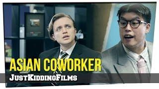 Movie vs Real Life: Asian Coworker Thumbnail