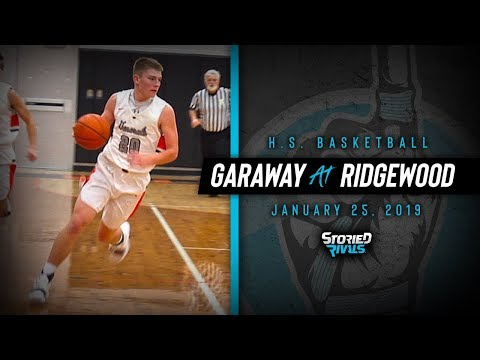 HS Basketball | Garaway at Ridgewood [1/25/19]
