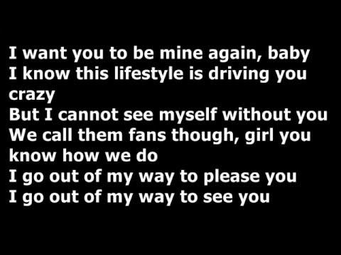 William Singe - Again (Lyrics)