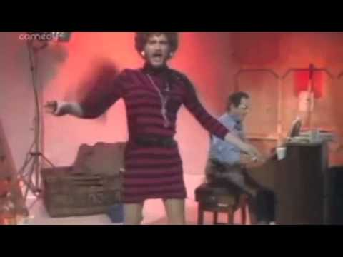 You say potato -  Kenny Everett