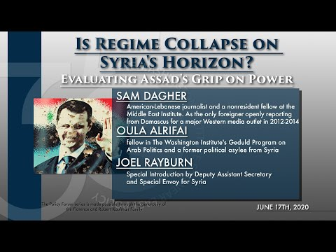 Is Regime Collapse on Syria's Horizon? Evaluating Assad's Grip on Power