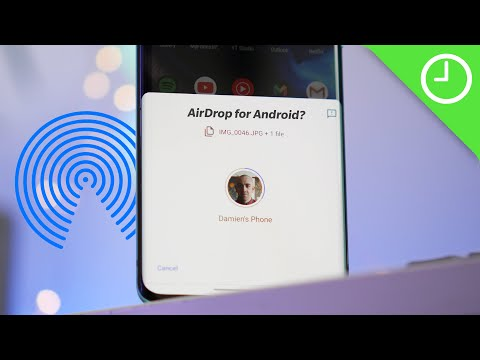 Nearby Sharing: FINALLY AirDrop for Android?!
