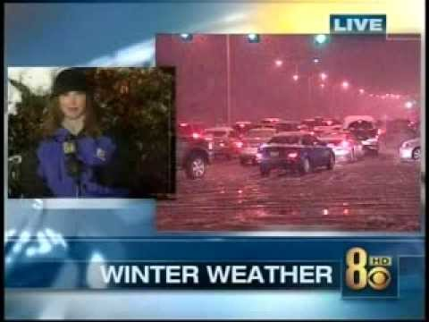 Snowstorm Cripples Las Vegas: Historical December 2008 News Coverage