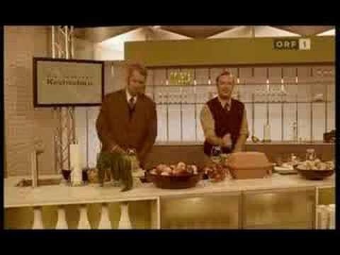 Kochkurs für Deutsche