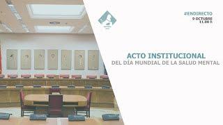 Acto Institucional del Día Mundial de la Salud Mental 2018 (09/10/2018)
