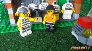 LASTENOHJELMIA SUOMEKSI - Lego city - Timanttinen tulivuori - osa 2