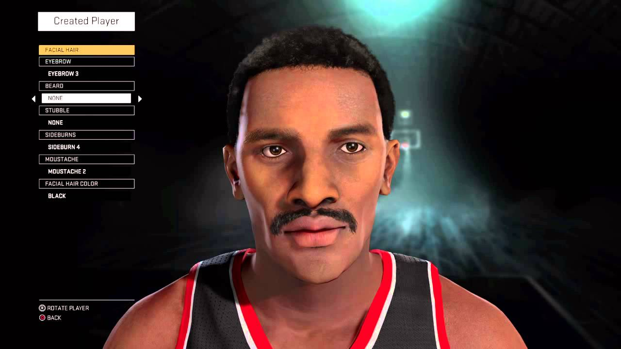 2k16 Ralph Sampson Tutorial