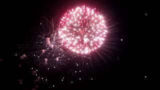Niagara Falls - Memorial Day Fireworks Canadian Side Video