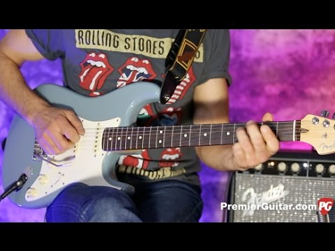 Review Demo - Fender American Professional Stratocaster