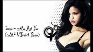 Cassie - me and you (M4U Project Remix)