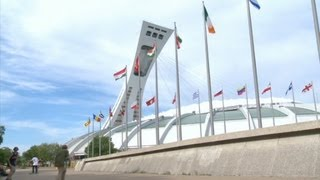Montreal's Olympic legacy from 1976 Olympics