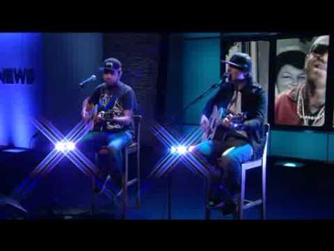 Kevin Rudolf Performing I Made It on KTLA TV  Morning Show LA