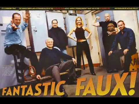 Fantastic Four (1994) Movie / Interview with Mr. Fantastic/ Alex Hyde-White on Comic Book Central
