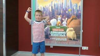 Тайная жизнь домашних животных - Идем в кинотеатр, покупаем игрушки Хэппи Мил Happy Meal McDonalds