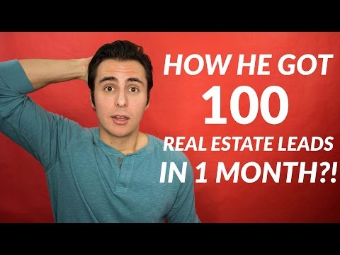 How This Real Estate Agent Captured 100 Leads in 1 Month Using Facebook