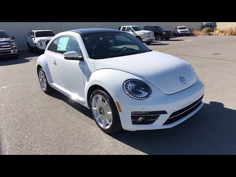 2019 Volkswagen Beetle Reno, Carson City, Northern Nevada, Roseville, Sparks, NV KM717963