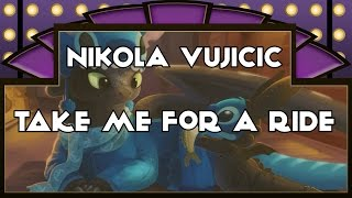 Nikola Vujicic feat. Rosantique - Take Me For A Ride [Electro Swing]