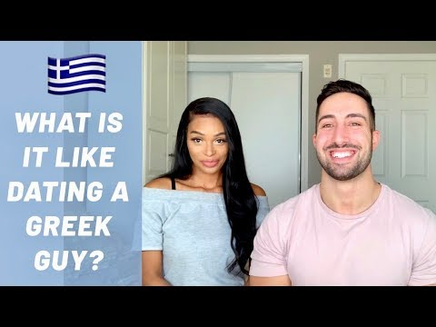 WHATS IT LIKE DATING A GREEK GUY | DEM & IKA