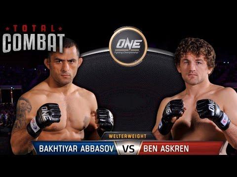 Total Combat | Bakhtiyar Abbasov vs Ben Askren
