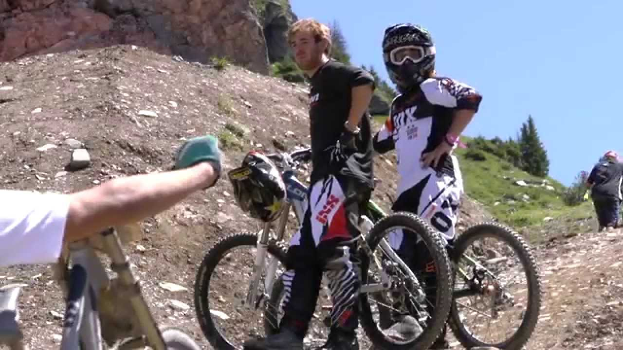 Mtb Heroes Season 1 Episode 1 Chatel Mountain Style Youtube