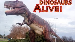 Dinosaurs Alive! Exhibition