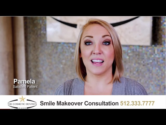 The Cosmetic Dentists of Austin- Pamela's Story