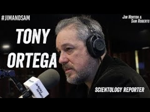 Tony Ortega - Scientology Secrets + Tactics, David Miscavige, Tom Cruise - Jim Norton & Sa